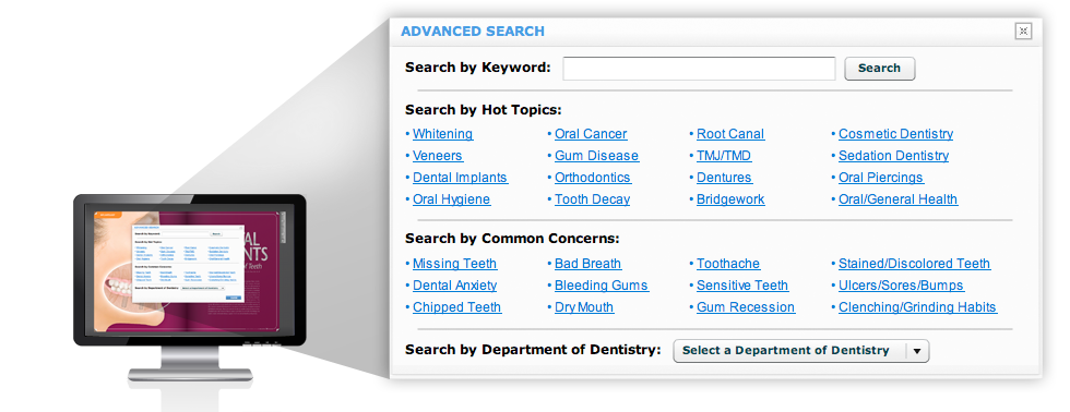 The Most Powerful Search Engine in Dentistry