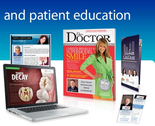 Digital and Print Dental Marketing Solutions