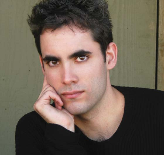 Magician Michael Grandinetti.