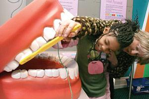 mouthpower laboratory.
