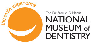 national museum of dentistry logo.