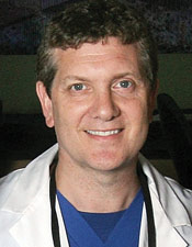 Dr. Michael Simmons, DMD, MSc.
