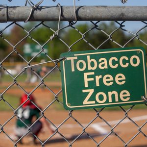 baseball tobacco.