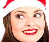 christmas smiles.