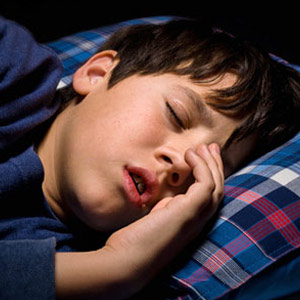sleep apnea in children.