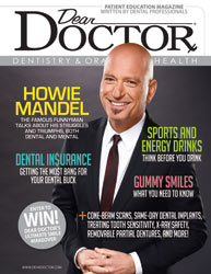 Howie Mandel cover.