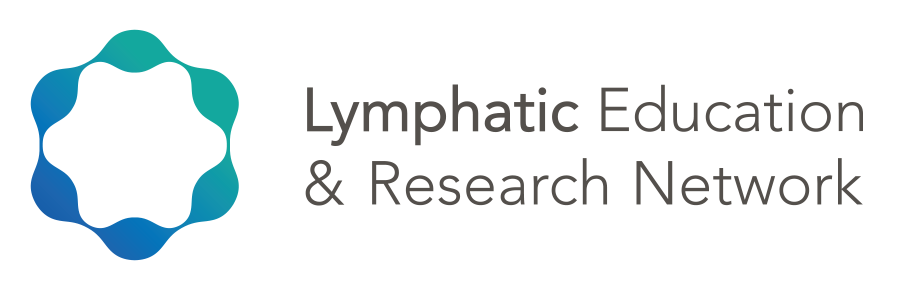 LE&RN - Lymphatic Education and Research Network Logo.