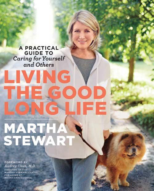 Martha Stewart book.