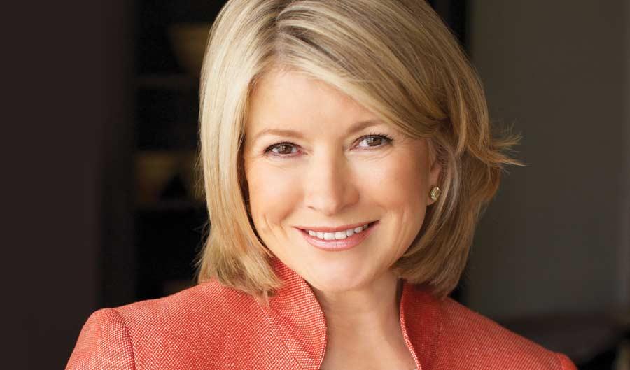 Martha Stewart Smile.