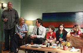 Modern Family TV Show - Nolan Gould.