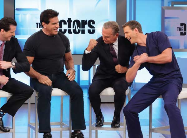 The Doctor's TV Show with Travis Stork MD.