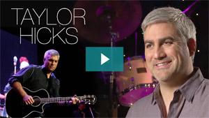Taylor Hicks video.