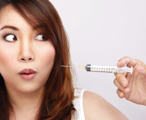 Botox treatment for tmj pain.