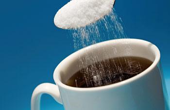Artificial sweeteners.