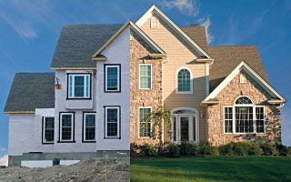 Smile design has as much to consider as the designing and building of a home.