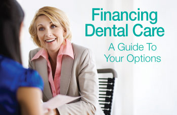 Financing dental care.