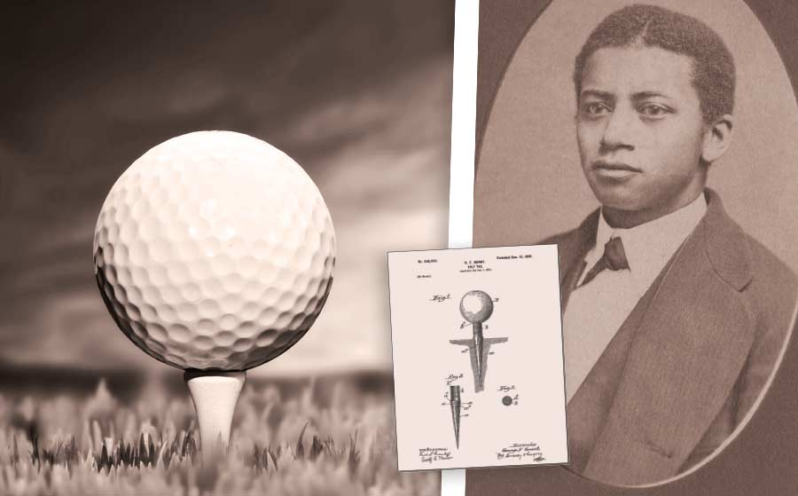 Dr. George Franklin Grant golf tee inventor.