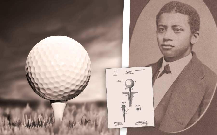 Dr. George Franklin Grant golf tee inventor.