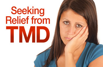 TMD relief.