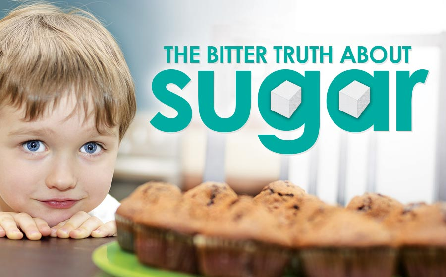 Truth about sugar.
