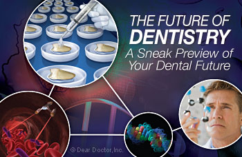 The future of dentistry - a sneak preview.