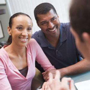 Dental insurance consultation.