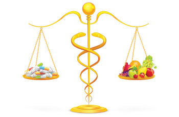 Vitamins and dietary supplements.