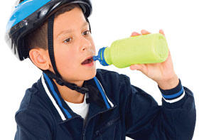 Soft drink consumption contributes to tooth wear in children.