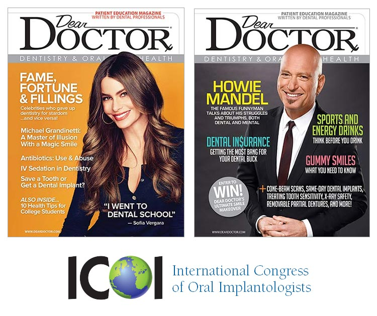 ICOI - Dear Doctor Magazine.