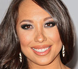 Cheryl Burke Learns That Father Knows Best About Oral Health