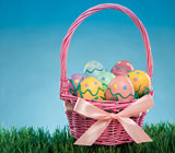Tooth Friendly Easter Baskets