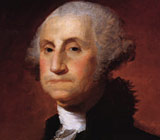 does george washington have wooden teeth