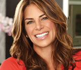 Jillian Michaels Protects Her Winning Smile With a Mouthguard
