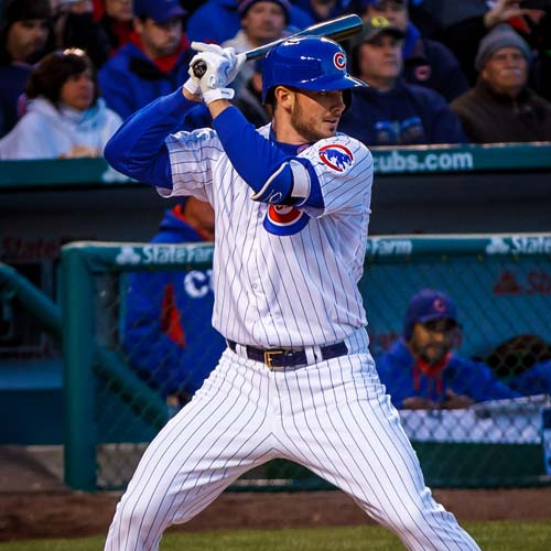 Kris Bryant's Choice: The Diamond or the Dental Office