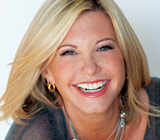 Olivia Newton-John Encourages Cancer Screenings