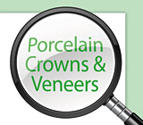 The Artistry and Science behind Porcelain Crowns & Veneers