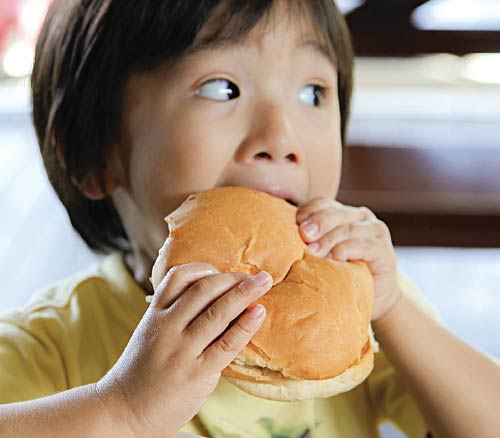 Sodas Are 'De-Listed' on Kids' Fast-Food Menus