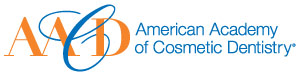 American Academy of Cosmetic Dentistry - AACD.