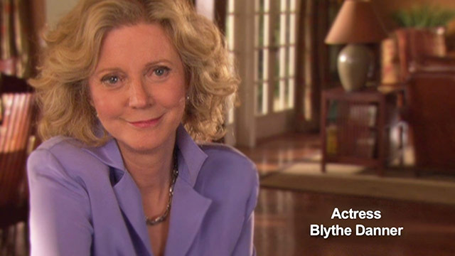 Blythe Danner Oral Cancer Video