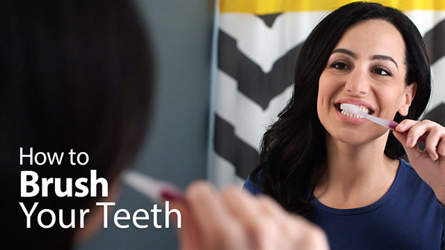 How to Brush Your Teeth Video