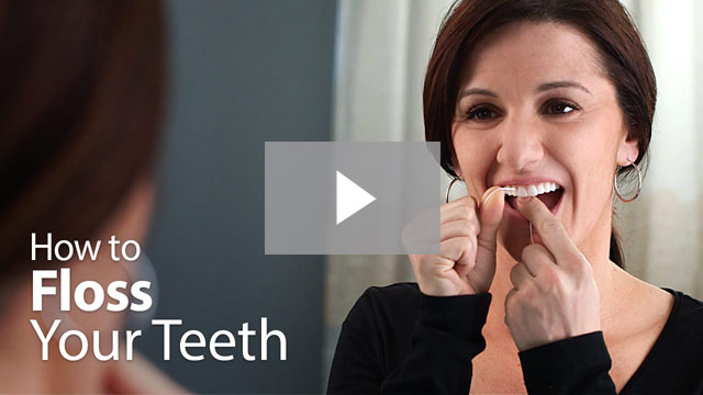 Preview of our video titled How to Floss Your Teeth