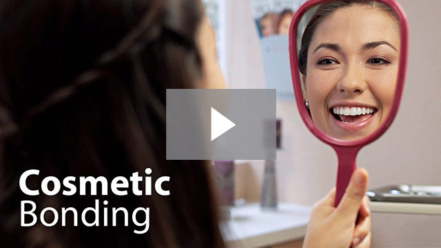Click to watch and learn more about cosmetic bonding