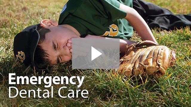 emergency dental care video link