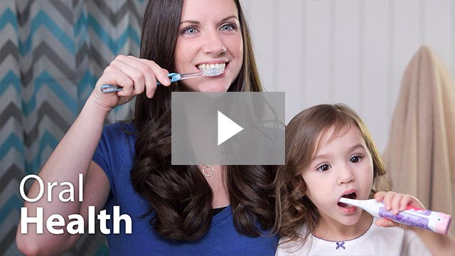oral health video thumbnail