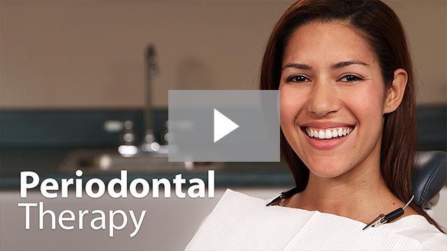 periodontal therapy video thumbnail