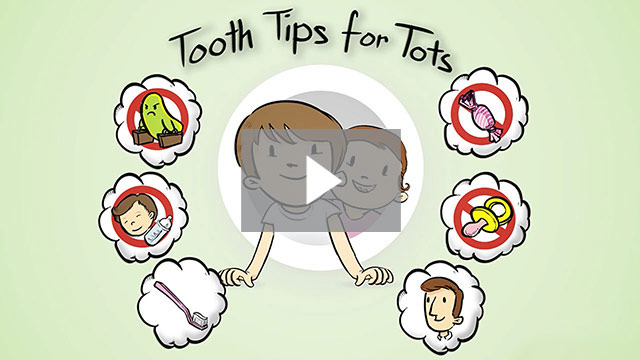 Tooth tips for tots video thumbnail