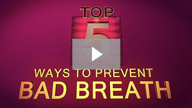 ways to prevent bad breath