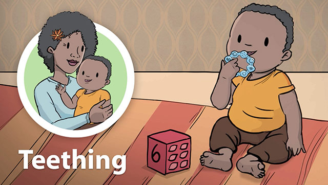 Teething Video