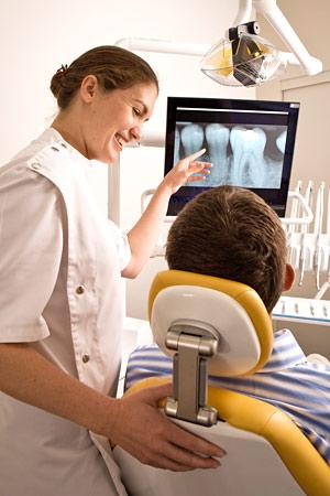Digital X-Rays.