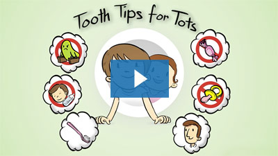 Tooth tips for tots video